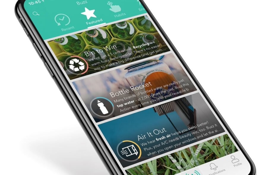 Can Apps Improve Environmental Sustainability?
