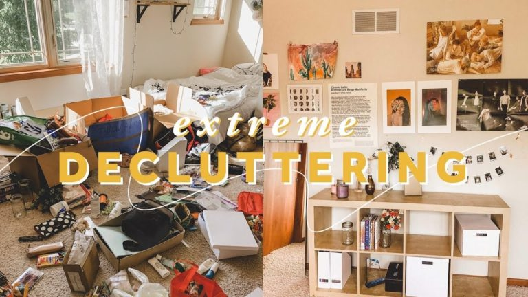 Decluttering Made Simple